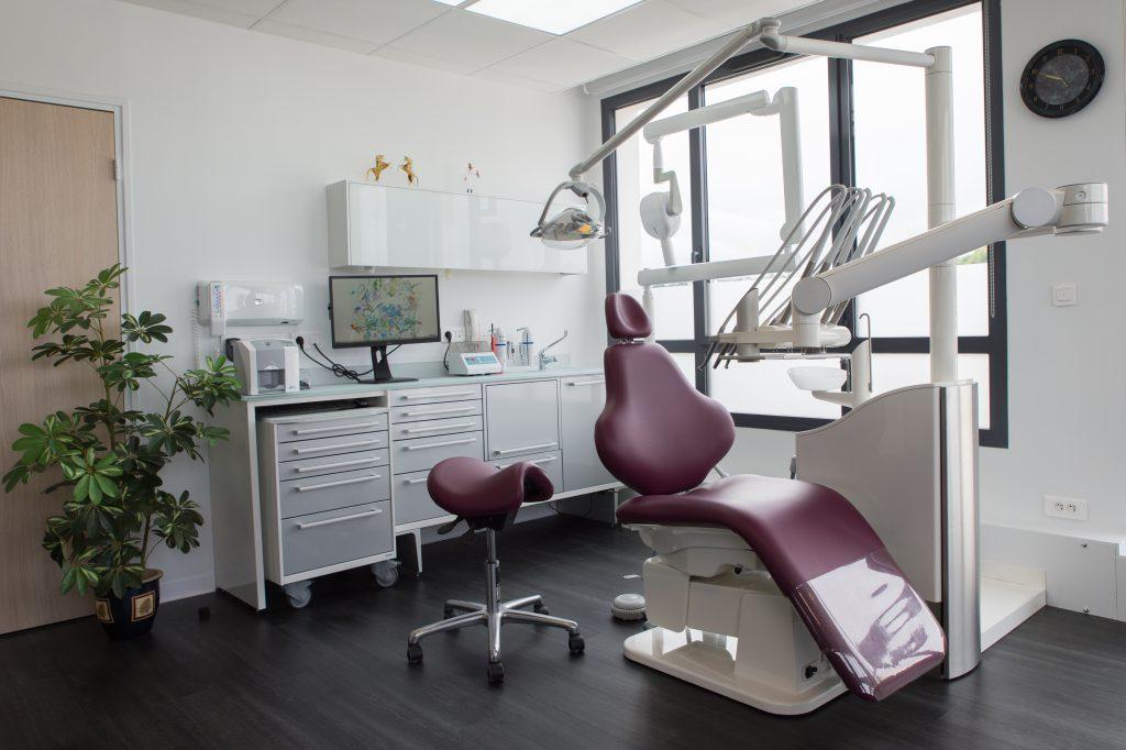 R novation compl te d 39 un local en cabinet dentaire en le de france artech habitat - Cabinet dentaire mezieres sur seine ...