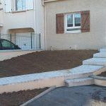 Création jardin à Igny