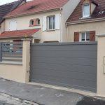 Installation nouvelle clôture à Igny