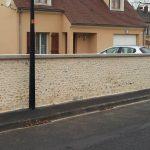 Rénovation d'une clôture en Essonne