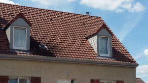 Rénovation lucarnes à Igny
