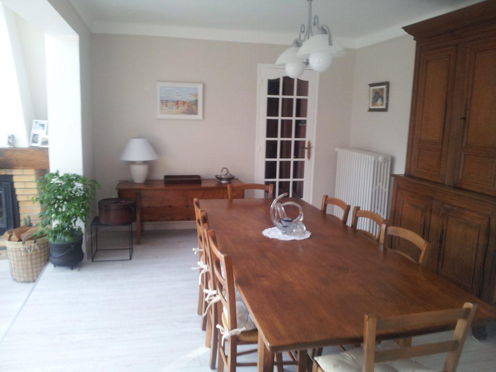r alisation de travaux dans une salle manger artisan lectricien sainte genevi ve des bois. Black Bedroom Furniture Sets. Home Design Ideas