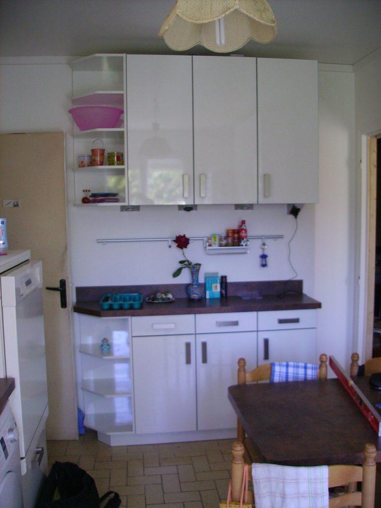 r novation d 39 une cuisine en essonne saulx les chartreux artech habitat. Black Bedroom Furniture Sets. Home Design Ideas
