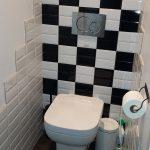 Toilette fini