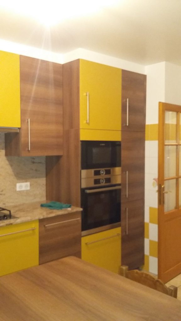 r novation d une cuisine antony artech habitat. Black Bedroom Furniture Sets. Home Design Ideas