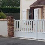 Remplacement portail en Essonne