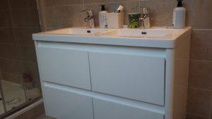Installation d'un lavabo en Essonne