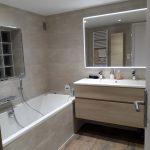 Création salle de bain 92