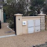 Rénovation clôture en Essonne