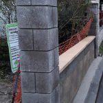 Construction d'une clôture dans le 92