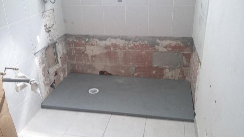 R novation salle de bain remplacement de la baignoire - Remplacement d une baignoire par une douche ...