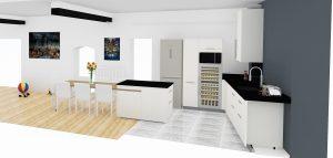 Plan rénovation cuisine