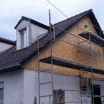 Isolation OSB maison Longjumeau