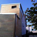 Agrandissement maison bois