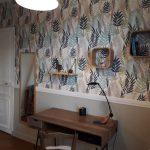 Rénovation d'une chambre en bureau dans l'Essonne